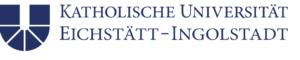 Logo der Uni Eichstätt