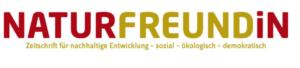 logo des Magazins Naturfreundin