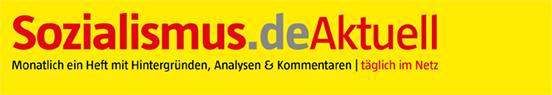 sozialismus zeitschrift Logo